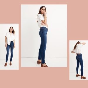Madewell Roadtripper Jeans